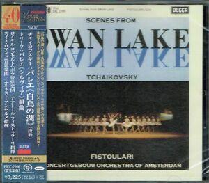 Tchaikovsky-Swan-Lake-Anatole-Fistoulari-Japan-SACD-w-OBI-NEW-SEALED