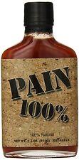 """""""Pain 100%"""" - dolore è buono / ORIGINALE Juan HOT CHILLI SAUCE"""