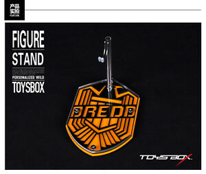 TOYS-BOX-017-1-6-Topic-Display-Stand-Base-Judge-Dredd-Topic-Platform-Model