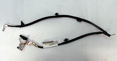 Citroen C3 Picasso Negative Battery Cable Wire Terminal Connection 9800770180
