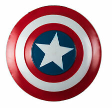 CAPTAIN AMERICA METAL SHIELD THE FILM AND TELEVISION PROPS-38010