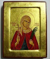 Die Heilige Valentina Ikone Icon Ikona Ikonen icone икона Icoon