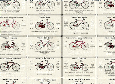 Rossi Bicycles Wrapping Paper