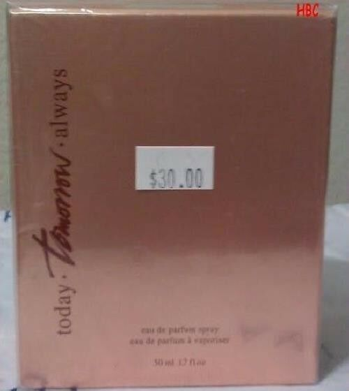 TOMORROW from Avon 1.7oz  Women's Perfume NEW&FRESH