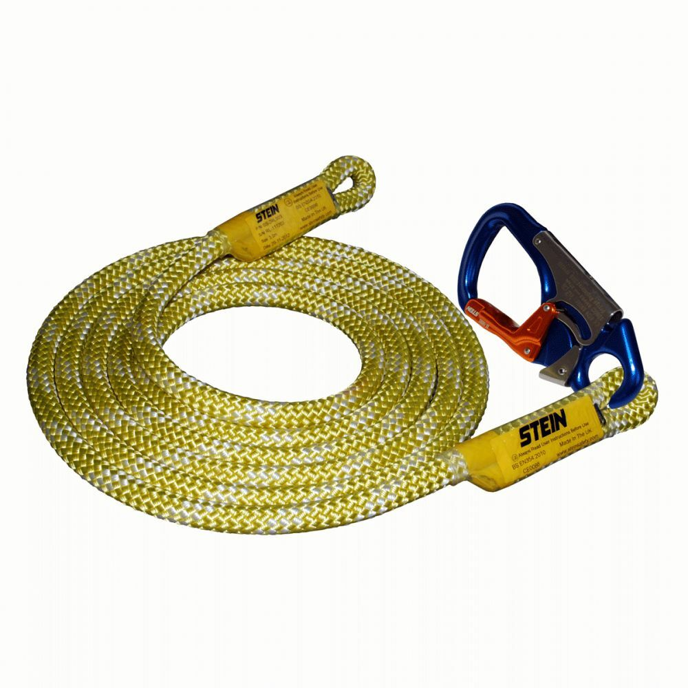 Stein 3m Work Positioning Lanyard W Twisting Snap