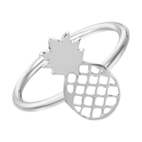 Brand Pineapple Ring Fruit ring Knuckle Women Jewelry Fashion Rings Gift