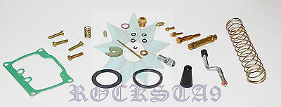 CARBURETTOR CARB VERGASER REPAIR KIT JAWA CZ PERAK 250 350 CALIFORNIA JAWA 353