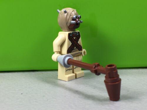 LEGO STAR WARS Tusken Raider Minifigure with Head Spikes 75173 75081 NEW