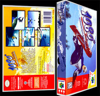 1080 Snowboarding - N64 Reproduction Art Case/box No Game.