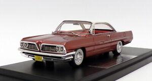 Goldvarg-1-43-escala-GC-017B-1961-Pontiac-Catalina-Metalico-Rose-1-de-210