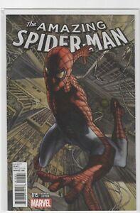 Amazing-Spider-Man-Vol-3-15-Marvel-Comics-1st-Print-Bianchi-Variant-VF-NM