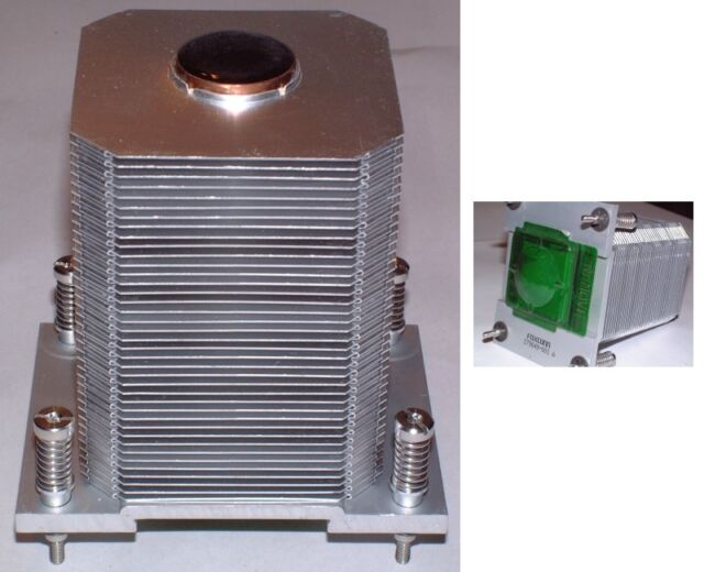 Intel Xeon to 3.06GHz CPU//Computer Cooling//Heatsink//No Fan NEW Socket 603//604