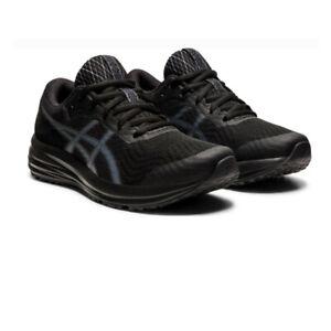 Asics Femme Patriot 12 Chaussures De Course Baskets Sneakers Noir Sport Respirant