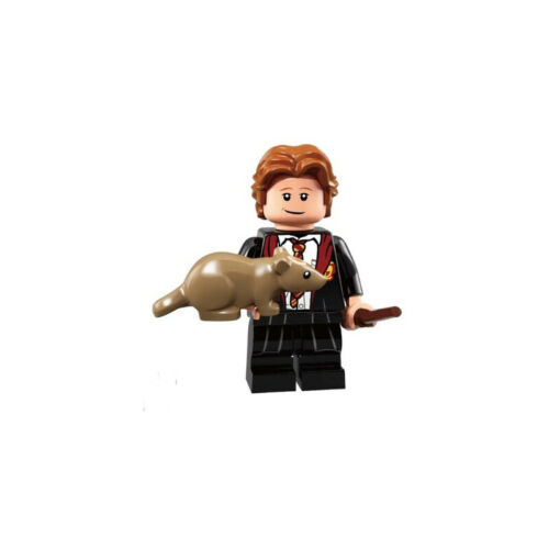Action Figures Building Blocks Hary Poter New Small Toys Movie Hobbies Games