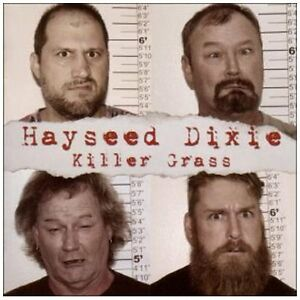 Hayseed-Dixie-Killer-Grass-2CD-CD-CD-DVD-New