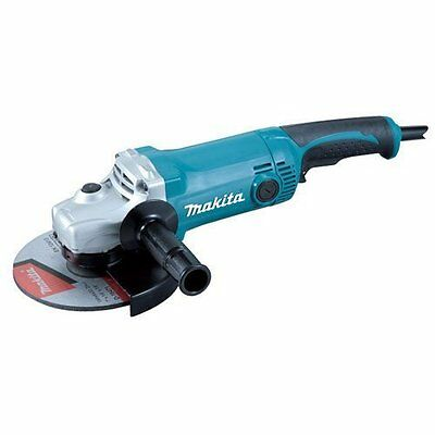 Makita GA7050 15 Amp 7 in. Paddle Switch Angle Grinder with Lock-On Button