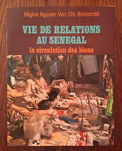 Vie de relations au Sénégal : La circulation des biens