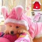 Pet Dog Hoodie Costume Clothes Jacket Coat Puppy Cat Costume Apparel Winter Warm