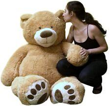 Giant 5 Foot Plush Red Panda Kriza Teddy Bear Ultra Soft Stuffed