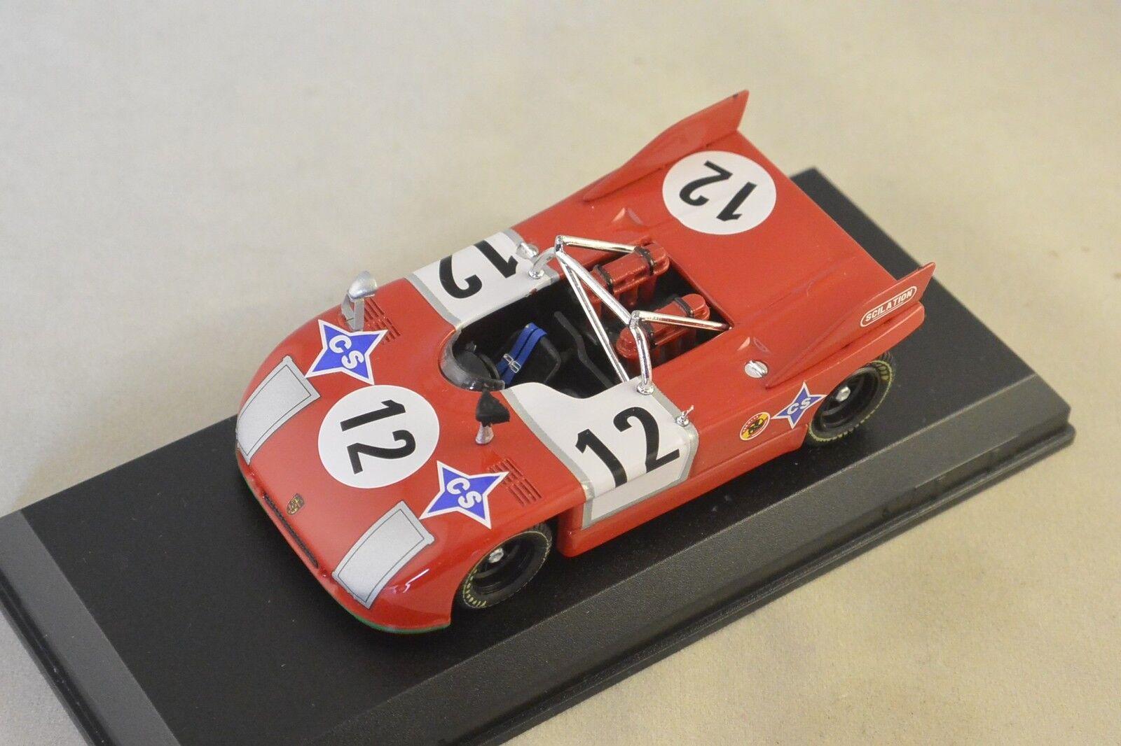 Best MODEL 9461 - Porsche 908   3 N°12 Spa 1974 Pla  1 43