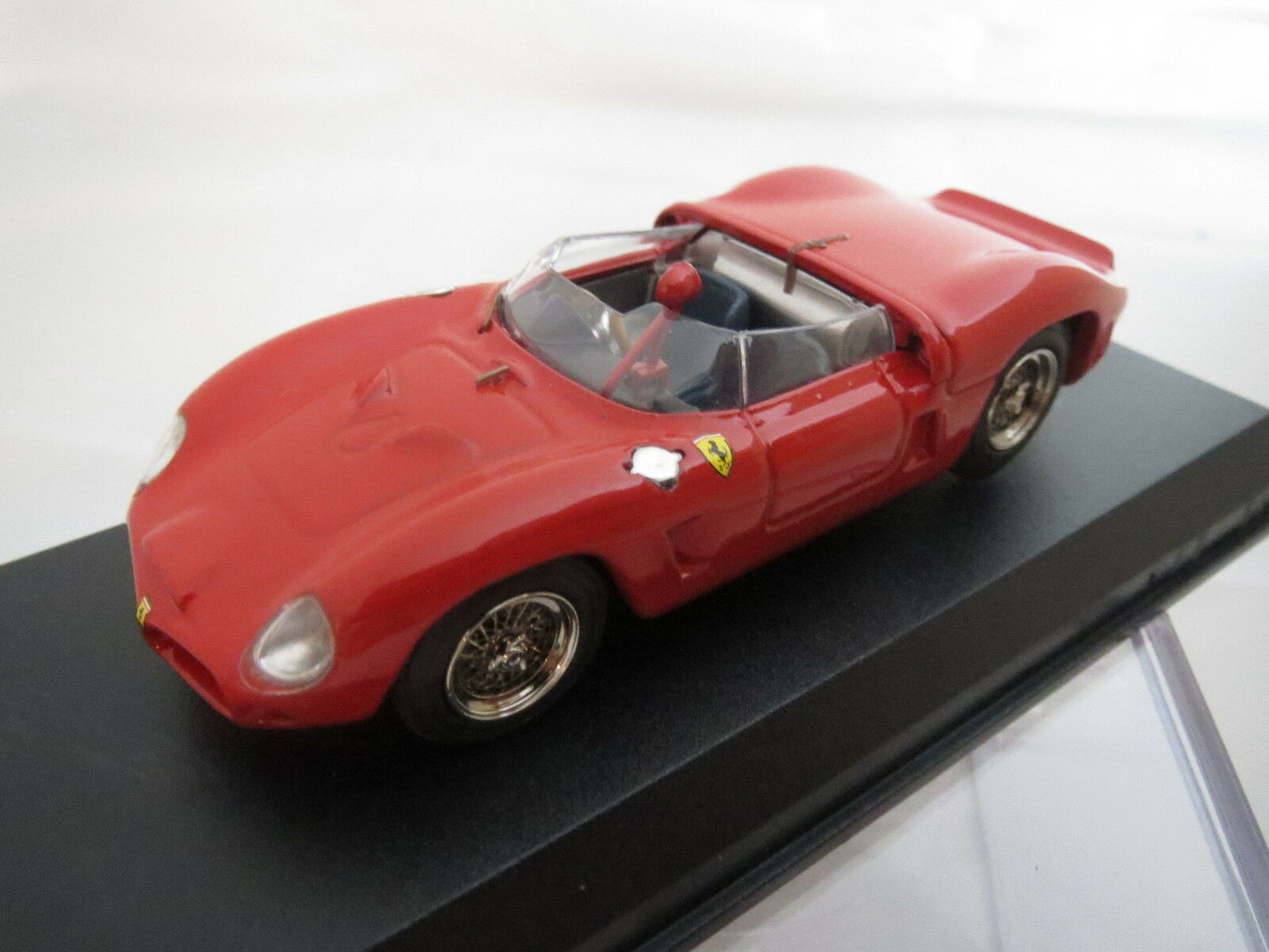 Rar  tipo 020 Model Ferrari Dino sp prova 1962 rosso, 1 43, top