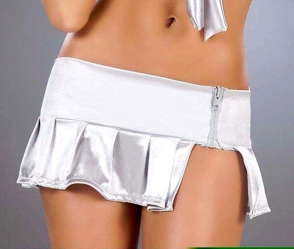 3007 Metallisch Silber Stiefel Jungen Shorts Yoga Gym Roller Bikini Tänzer Rabe