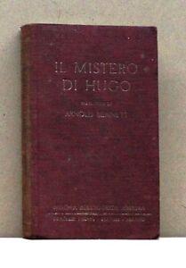 IL-MISTERO-DI-HUGO-A-Bennett-Libro-Nuova-Biblioteca-Amena