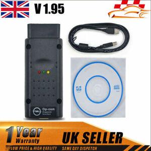 Details about VAUXCOM v1 95 VAUXHALL Car Fault Code Reader OP-COM ABS  Scanner Diagnostic OBD2