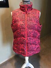 c5b125098e Lands' End Girls Size Small 4 Floral Print Puffer Vest | eBay