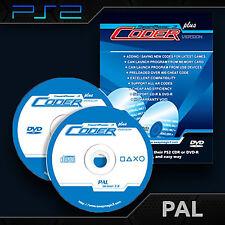 Swap Magic 3 Coder Plus 3.8 Pal | PS2 | CD + DVD
