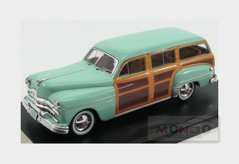 Dodge Cornet Woody Wagon 1949 Light vert Wood PREMIUM-X 1 43 PRD564