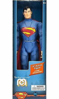 environ 35.56 cm Mego Action Figure 14 in Superman NEUF 52 Solid Pack Marty Abrams Exclusive