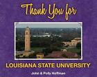 Thank You for Louisiana State University by Senior Lecturer in Politics John Hoffman (Hardback, 2014)