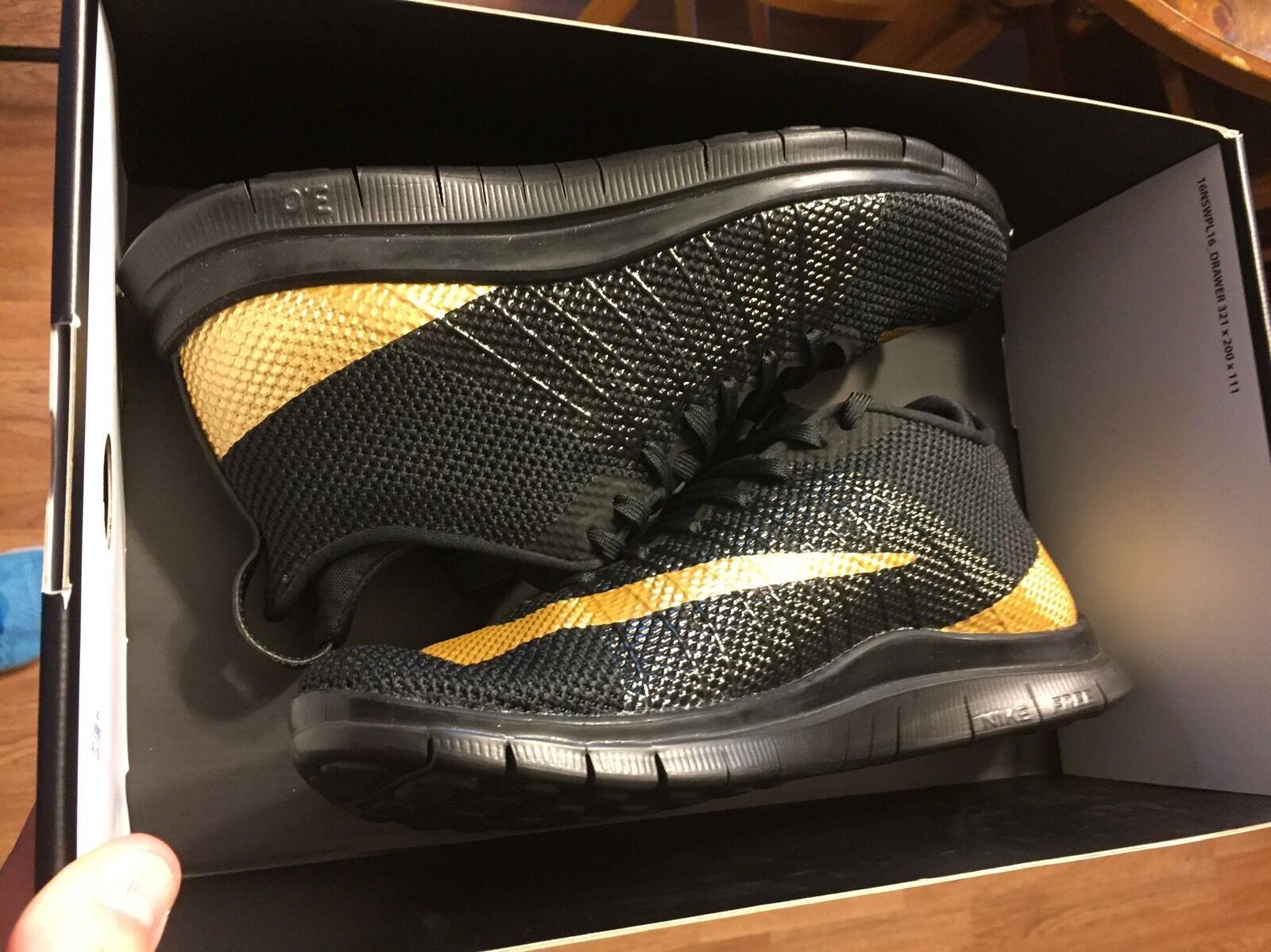 Men's Nike Free Hypervenom 2 OR Size 6.5 (852708 076) No Box Top