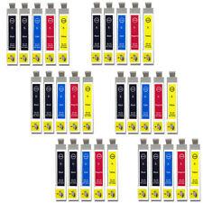 30 x DRUCKER PATRONEN für EPSON Stylus S22 SX125 SX130 SX230 SX235W SX430 SX445
