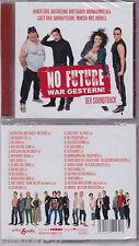 OST: NO FUTURE WAR GESTERN CD ABSTÜRZENDE BRIEFTAUBEN HEINER LÜHRIG NEU