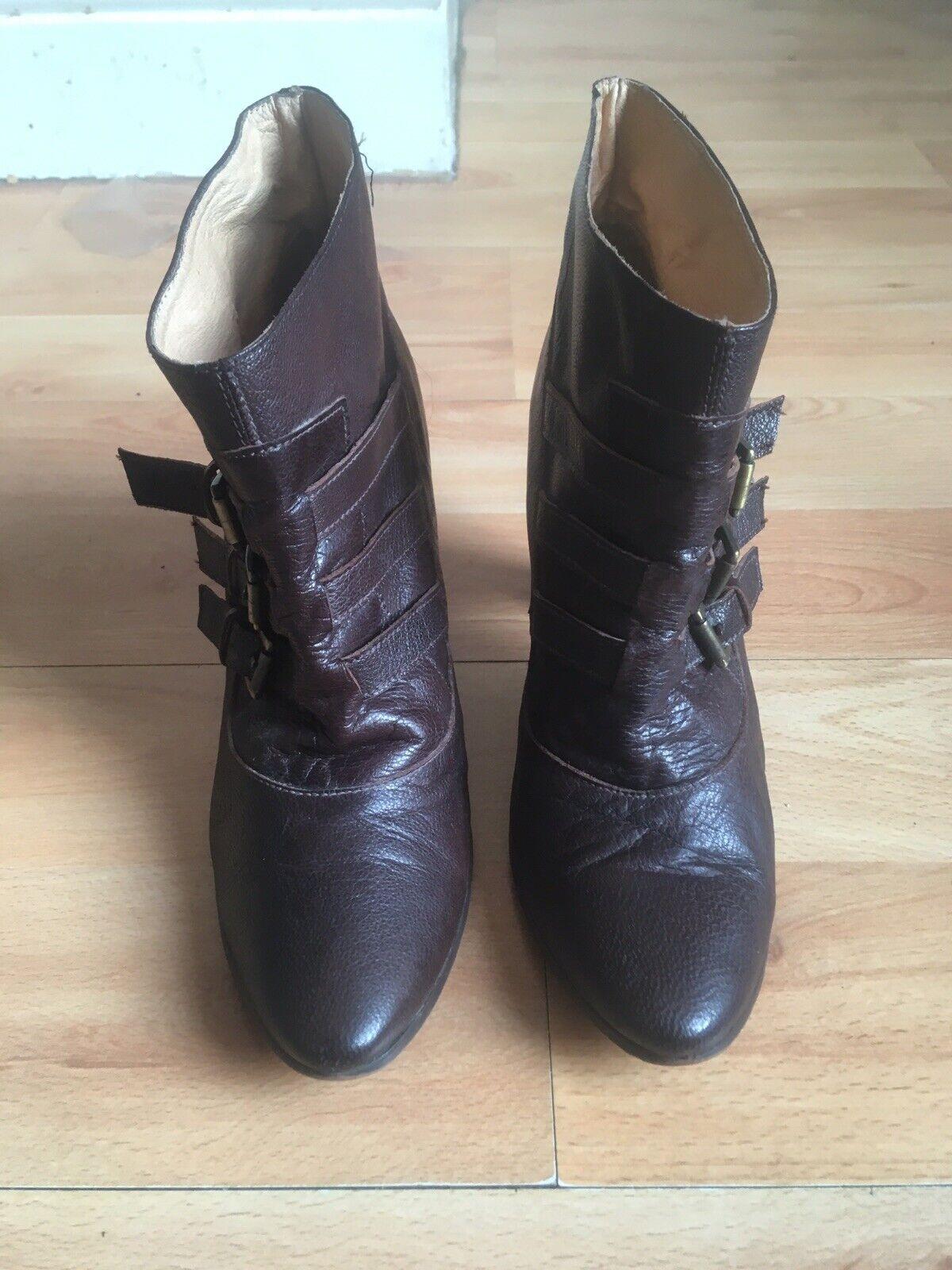 Destroy Ankle Boots Ladies U.K. 5