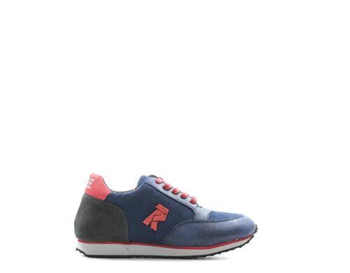Scarpe RIFLE Bambini Sneakers Trendy  BLU//ROSSO  172B100-1026-1249BS