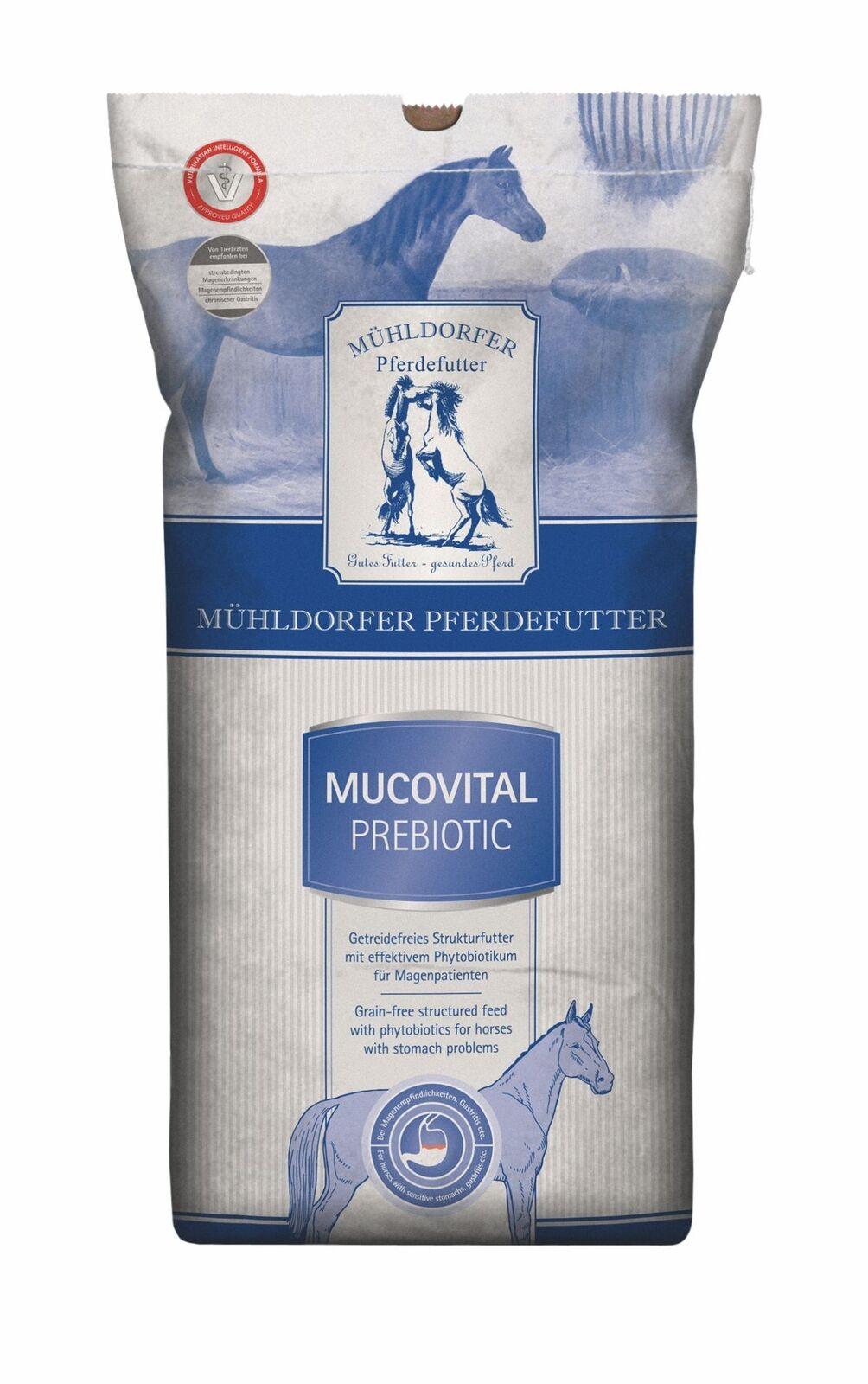 Mühldorfer Mucovital Mucovital Mucovital prebiotic - 20 kg f0cdf1