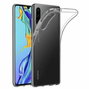 Huawei-p30-silicone-Housse-de-protection-TPU-Back-Case-Cover-Gel-Transparent-Clair