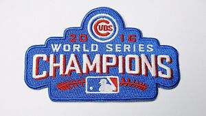 LOT-OF-1-MLB-BASEBALL-WORLD-SERIES-CHAMPIONS-CUBS-EMBROIDERED-PATCH-TYPE-C-57