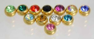 24ct-Gold-Plated-Spare-Threaded-Crystal-Gems-1-6MM-14G-X-6MM