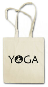 YOGA STOFFTASCHE Buddhismus Religion Buddhism Buddha Japan China