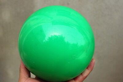 4900g Glow In The Dark Stone Luminous CALCITE Quartz Crstal Sphere Ball Healing