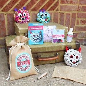 Rag Rug Kids Kit Make A Cute Or