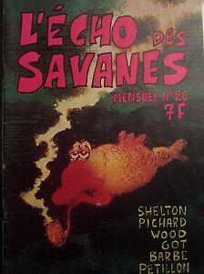 L-039-Echo-of-Savannahs-1976-Number-20-Shelton-Pichard-Wood-Got-Beard-Petillon