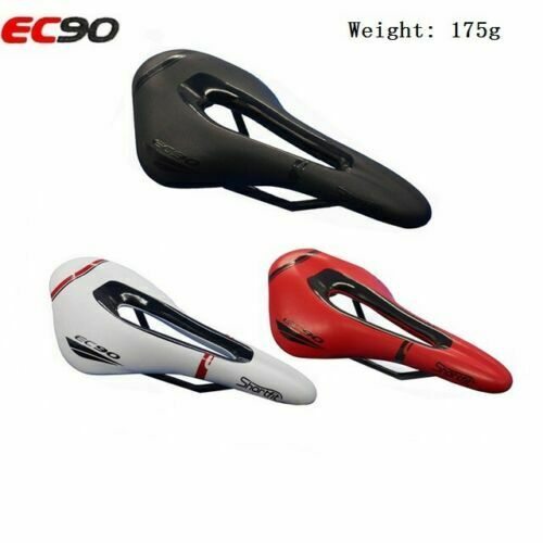 EC90 PU EVO Cycling Bicycle Saddles MTB Road Mountain Bike Cutaway Seat Saddle