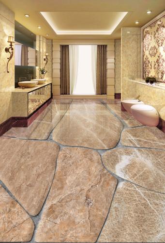 3D Retro Marble Tile 78 Floor WallPaper Murals Wall Print Decal AJ WALLPAPER US