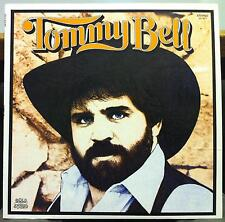 Tommy Bell - S/T LP VG+ Gs 7013 Vinyl 1982 Private Las Vegas NV Counrty Rock 1st