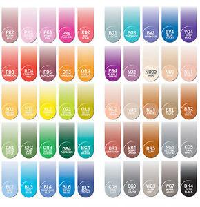 Chameleon-Colour-Tone-Markers